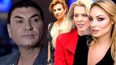 Haos total în lumea femeilor lui Cristi Borcea! Ce se întâmplă acum cu Mihaela Borcea, Alina Vidican și Valentina Pelinel