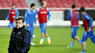 Antrenorul Bosniei, aproape să fie TÎLHĂRIT în Brazilia!