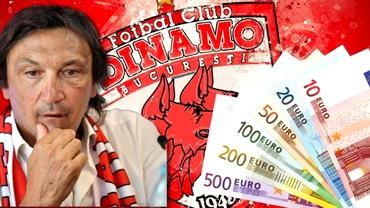 Ce salariu are Dario Bonetti la Dinamo! Antrenorul italian a avut o singură condiție să semneze. Exclusiv