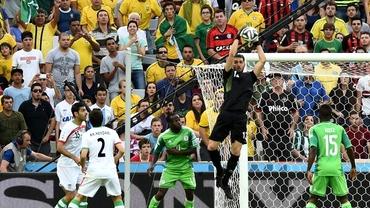INCREDIBIL! Două premiere stabilite la cel mai slab meci al Mondialului!