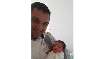 Ionel Ganea a devenit bunic.