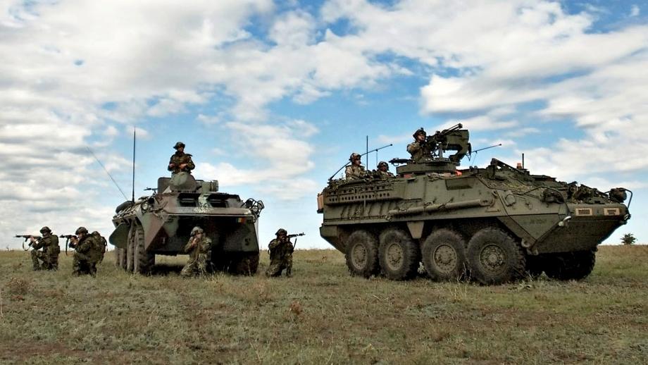 Armata română, teste cu un prototip de transportor