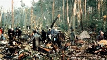 Avionul morţii! 47 de ani de la accidentul cu cele mai multe victime din istoria anterioară a aviației. Video