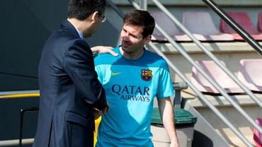 Anunţ BOMBĂ din Spania: Pentru Messi, BARCELONA îl dă AFARĂ pe Luis Enrique