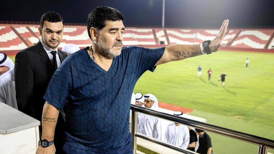 """El este singurul român care a fost antrenat de Diego Maradona. """"Era ceva unic!"""" Interviu exclusiv"""