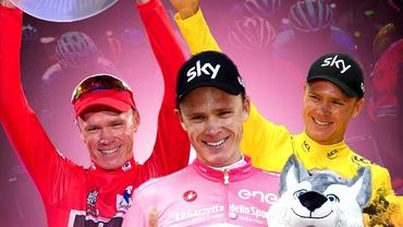 Turul ciclist al Italiei, Il Giro 2018! Froome, primul britanic învingător. Video