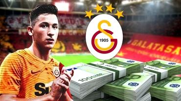 Câţi bani va câştiga Olimpiu Moruţan la Galatasaray! Toate cifrele transferului de la FCSB. Exclusiv