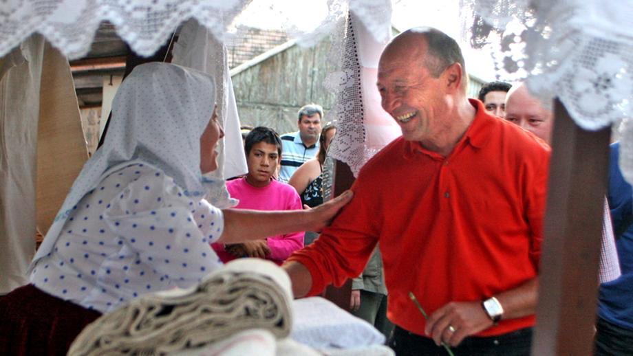 Ce face preşedintele Traian Băsescu în ziua