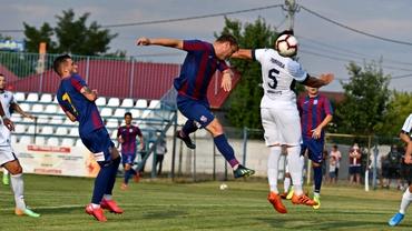 CSA Steaua a promovat în Liga 3. Imagini incredibile cu bucuria de final. Suporterii au pătruns pe gazon. Video