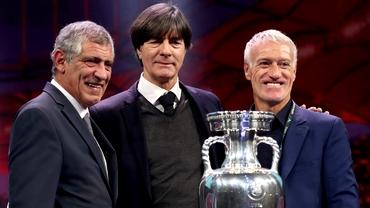 Cum arătau în tinerețe antrenorii prezenți în optimile Euro 2020. Transformări incredibile suferite de Low, Santos, Southgate sau Deschamps