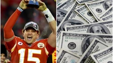 Salariile starurilor din Super Bowl LV! Patrick Mahomes, cel mai tare contract: jumătate de miliard de dolari