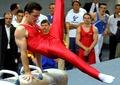 """Marius Urzică, singurul campion olimpic român la gimnastică! A """"îmblânzit"""" calul cu mânere"""