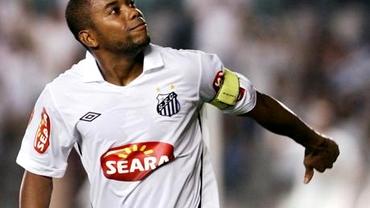 VIDEO / Robinho, SUPER GOL la primul meci pentru Santos