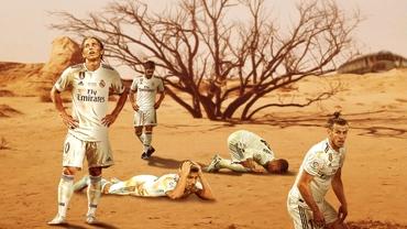 Cele mai tari glume apărute pe net după Real Madrid - Levante 1-2