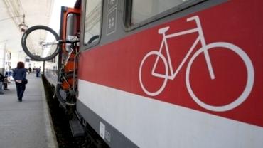 Cât costă biletul de tren pentru bicicletă în Europa! CFR-ul, coșmar pentru biciliștii români