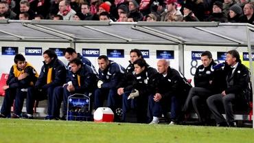 Steaua şi-a găsit suporter de lux la meciul cu Chelsea. Un super-antrenor vine de la mii de kilometri distanţă
