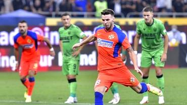 FCSB dezmembrează Dinamo cu cea mai mare diferență all-time. Două note de 10 în echipa lui Edi Iordănescu
