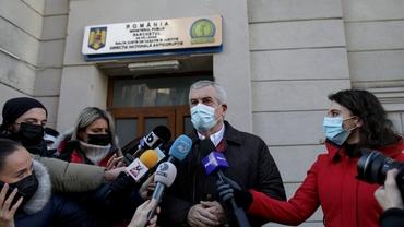 Călin Popescu Tăriceanu, pus sub acuzare de DNA. Sechestru de 800.000 de dolari pe bunurile fostului premier. Update