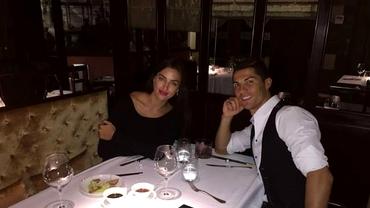 Poze FABULOASE cu iubita lui Ronaldo. N-au mai fost văzute niciodată!