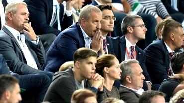 """Dumitru Dragomir spune că Răzvan Burleanu nu poate fi dat jos de la FRF: """"Nu are nimeni ce să-i facă!"""""""
