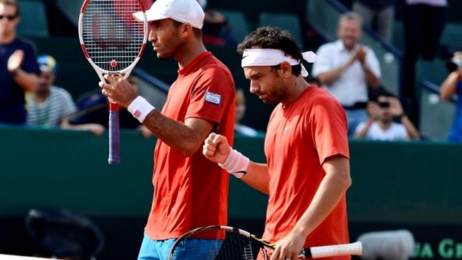 Duel românesc la Australian Open! S-a stabilit ora de start în duelul din sferturi dintre Mergea şi Tecău!