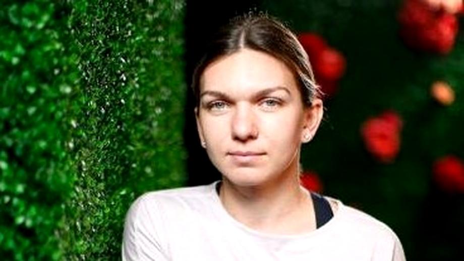 Foto. Simona Halep, vedeta unui pictorial inedit la Indian Wells!