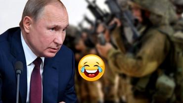 Cum a devenit viral un banc spus de Vladimir Putin! Ce a zis liderul de la Kremlin despre armata israeliană. Video