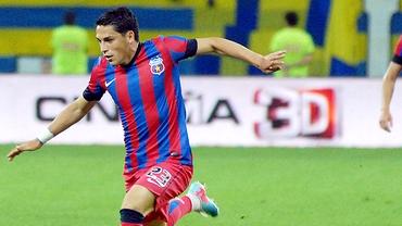 Nicuşor Stanciu, primul gol la Steaua!