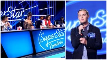 Cine este Alessandro Mucea de la SuperStar România. Tânărul i-a impresionat pe jurați cu vocea sa
