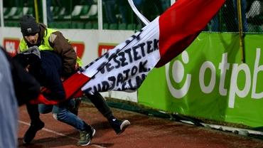 Dinamo, amendată cu 10.000 de lei de CNCD pentru incidentele de la meciul cu Sepsi!