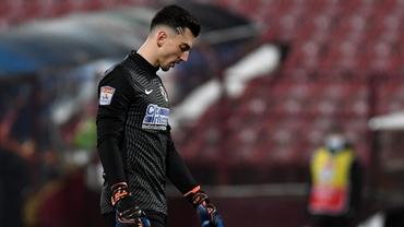 """Un alt portar din Liga 1 sare în apărarea lui Andrei Vlad: """"Ar trebui lăsat în pace"""""""