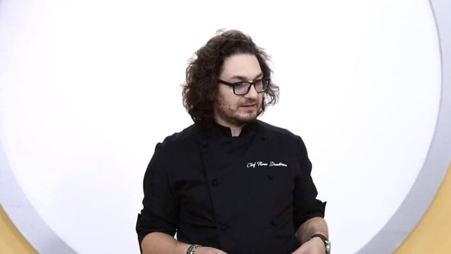 Chef Florin Dumitrescu a slăbit 10 kilograme în doar 21 de zile. Prima reacție după terminarea dietei