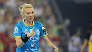 """Iulia Curea a răbufnit după CSM București - Metz 26-31: """"Prea multe erori de arbitraj. Parcă am jucat în deplasare!"""""""