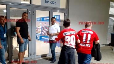Fanul pe care jucătorii FCSB îl consideră port-bonheur-ul echipei. E din Craiova și a fost pe stadion la Craiova – FCSB 0-1. EXCLUSIV