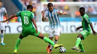 VIDEO / Accidentare horror la Nigeria - Argentina. Messi şi-a pus mîinile în cap!