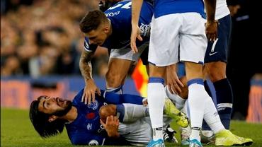 Top 5 al celor mai groaznice accidentări din Premier League. Djibril Cisse și tatăl lui Haaland intră în clasament