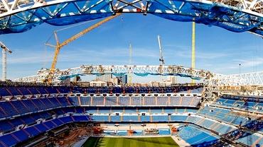 Cum arată acum stadionul