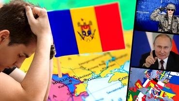 Sondaj: Moldovenii din Basarabia se tem în egală măsură și de Rusia, și de Occident.