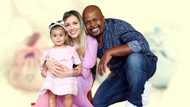 Andreea Ibacka va aduce pe lume încă un copil. Cum a dezvăluit Cabral sarcina soției sale