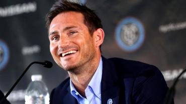 TRĂDARE! Primele imagini cu Lampard în tricoul lui City