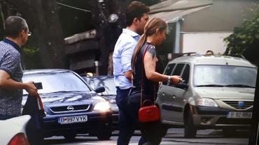 """Patronul lui CSM Poli Iași, Horia Sabo, a """"agățat-o"""" pe Anamaria Prodan! Foto"""