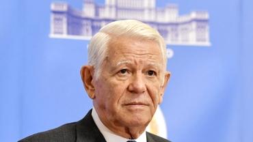 Teodor Meleșcanu se retrage din politică. Ce va face în continuare