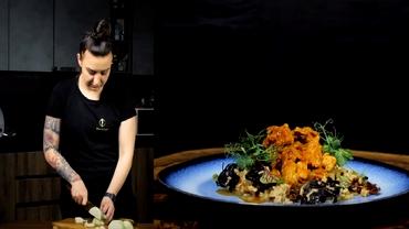 Roxana Blenche de la Chefi la cuțite și-a dezvăluit propria rețetă de tocăniță tradițională