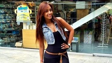 Fotomodel, la un pas de pedeapsa cu moartea. A fost prinsă cu droguri pe aeroport!