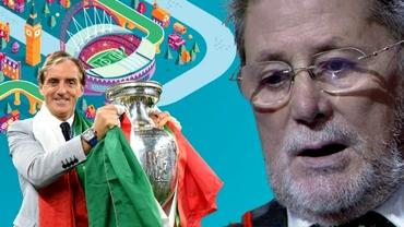 """Editorial Cornel Dinu. Pe ce s-a bazat Mancini în triumful Italiei la EURO 2020. Cine sunt """"Băieții străzii"""""""