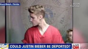 Îl DEPORTEAZĂ americanii pe Bieber?