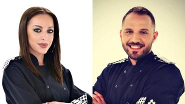 Ce relație au Lavinia Ilcău și Paul Maxim de la Chefi la Cuțite: