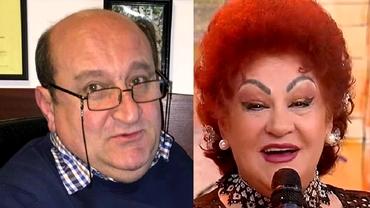 """Schimb dur de replici între Elena Merișoreanu și soțul Mariei Dragomiroiu, în direct la televizor: """"Poate vă dau în judecată"""""""