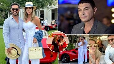 Alina Vidican și milionarul american s-au logodit! Reacția lui Cristi Borcea când a aflat