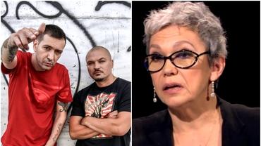 Schimb dur de replici între Oana Pellea și trupa La Familia. Cum a ajuns Amza Pellea în centrul scandalului